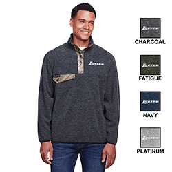 MEN'S DRI DUCK DENALI FLEECE PULLOVER