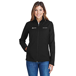 LADIES COLUMBIA KRUSER RIDGE SOFT SHELL JACKET