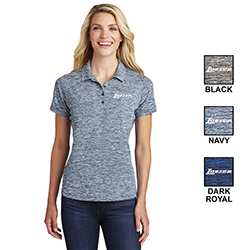 Sport-Tek Ladies PosiCharge Polo